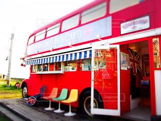 アイス,糸島,BUScafe,ロンドンバスカフェ