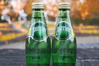 クローズ ボトルのアップの写真・画像素材[902752]