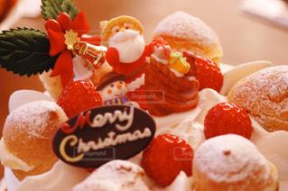 クリスマスパーティーの写真・画像素材[1680482]