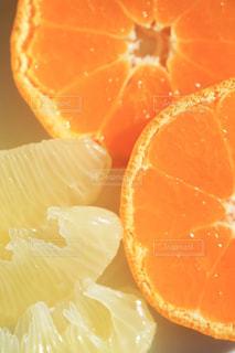 オレンジのスライスの写真・画像素材[1769036]