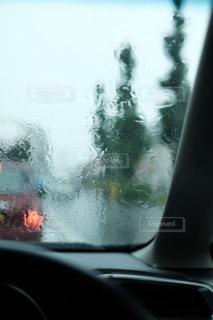 車窓の景色の写真・画像素材[2213010]