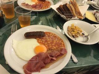 朝食の写真・画像素材[480649]