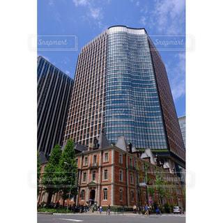 東京駅の写真・画像素材[531960]
