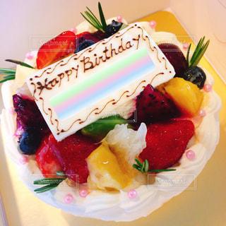 カフェ,ケーキ,フルーツ,誕生日,おいしい,美味しい,フルーツケーキ,バースデーケーキ,ショートケーキ,カワイイ
