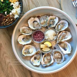 牡蠣,USA,ロサンゼルス,ダウンタウン,oyster,LosAngels,downtown,otium,The Broad