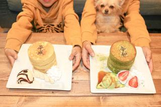 元号パンケーキの写真・画像素材[2112971]