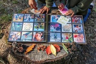 子供の成長記録の写真・画像素材[2691628]