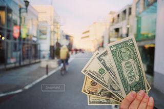 富豪までの道のりの写真・画像素材[1094991]