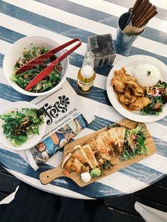 インスタ映え食事の写真・画像素材[801750]