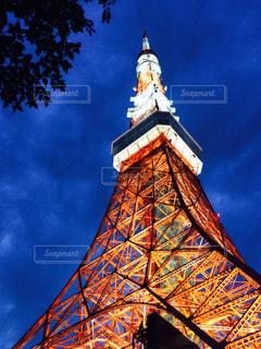 東京タワーの写真・画像素材[570228]