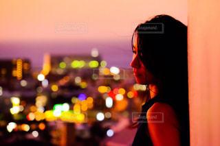 夜景の写真・画像素材[485763]