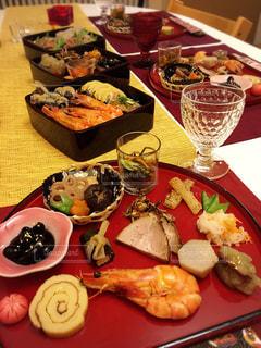 冬,おせち,正月,テーブルフォト,手作り,おうち,おうちディナー
