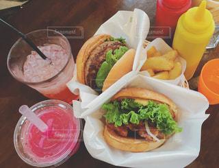 ランチ,ハンバーガー,lunch,フレッシュネスバーガー