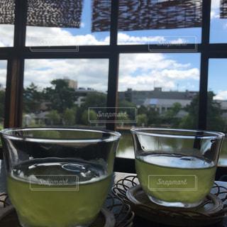 お茶,緑茶,涼やか,煎茶,冷茶
