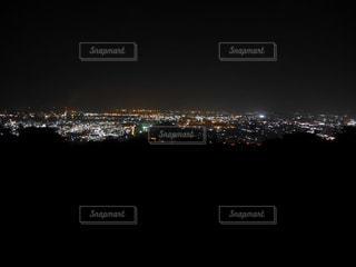 背景の夕日の写真・画像素材[2724546]