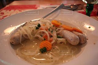 旅,バス,ドイツ,鉄道,白ソーセージ,冬旅,ロマンティック街道,ヴュルツブルグ,ラーツケラー,スープ煮込み