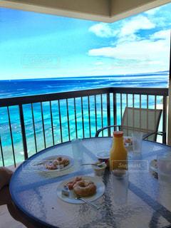朝食,アメリカ,観光,旅行,ハワイ