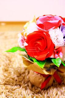 結婚式,DIY,写真,工作,折り紙,結婚式準備,折り紙ブーケ