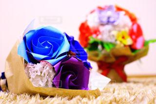 結婚式,DIY,ブーケ,工作,折り紙,結婚式準備,折り紙ブーケ
