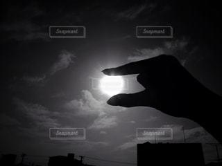 モノクロの写真・画像素材[814242]