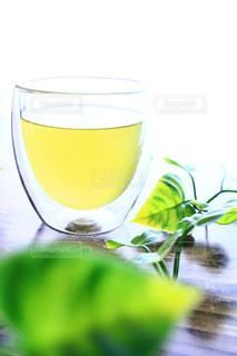 日本茶(煎茶)で一休み🍵の写真・画像素材[1057842]
