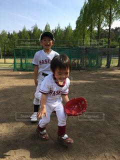 野球の写真・画像素材[488666]