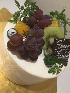 ケーキ,誕生日,母,父,手作りケーキ