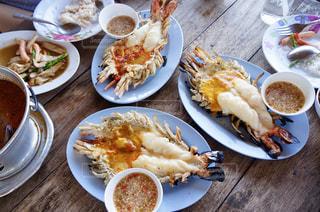 タイ,バンパイン宮殿,川エビのグリル,川沿いレストラン,Ton Naam,絶品シーフード