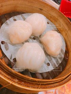 中華,海老,美味,飲茶,ぷりぷり,海老蒸し餃子