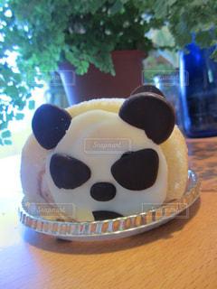 ケーキ,パンダ