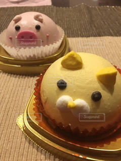 猫,ケーキ,マンゴー,いちご,こどもの日,豚