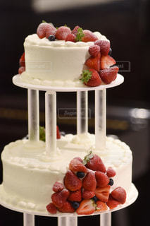 ケーキ,いちご,苺,結婚,ホールケーキ,イチゴ,式