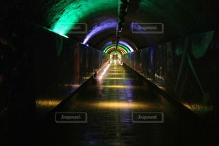 トンネルの写真・画像素材[536446]