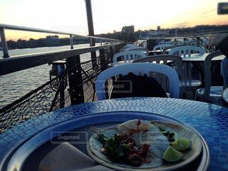 ニューヨーク,アメリカ,New York,船上レストラン,Flying Pan