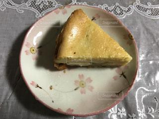 スイーツ,ケーキ,りんご,手作り,お洒落,チーズケーキ