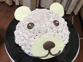 ケーキ,くまさん