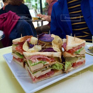 フランス,パリ,サンドイッチ,レドゥマゴ