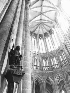 大天使ミカエルの写真・画像素材[854200]