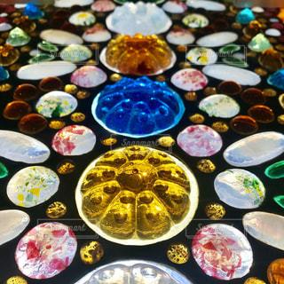 皿の上の食品のさまざまな種類の写真・画像素材[1046924]