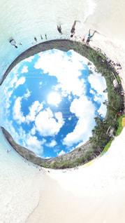 ビーチの写真・画像素材[552661]