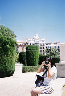 カメラ女子,女の子,旅行,写真,フィルム,街中,フィルムカメラ,写ルンです,フィルム写真,フィルムフォト
