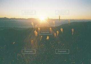 自然,朝日,正月,雲海,お正月,日の出,新年,初日の出,フィルム写真,フォルム