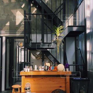 インテリア,Green,カウンター,wood,interior,counter