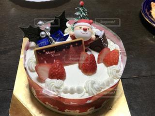 ケーキ,手作り,Xmasケーキ