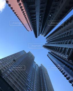 背の高い建物 - No.1106000