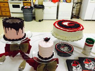 ケーキ,アメリカ,結婚,幸せ,Georgia,ウェディング,地元愛