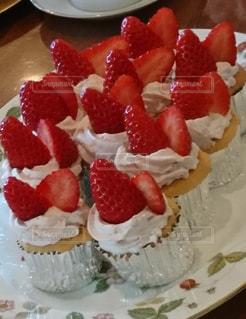 スイーツ,ケーキ,かわいい,いちご,ストロベリー,イチゴケーキ