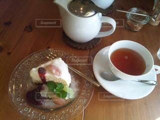 スイーツ,ケーキ,かわいい,紅茶