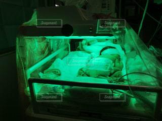 赤ちゃんの写真・画像素材[602614]