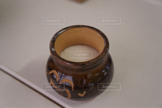 一杯のコーヒーの写真・画像素材[710438]